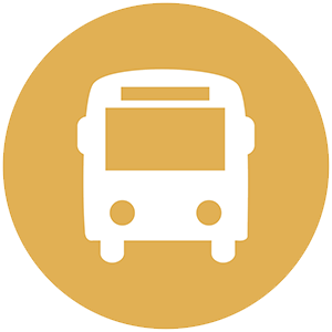 Gold Bus Route
